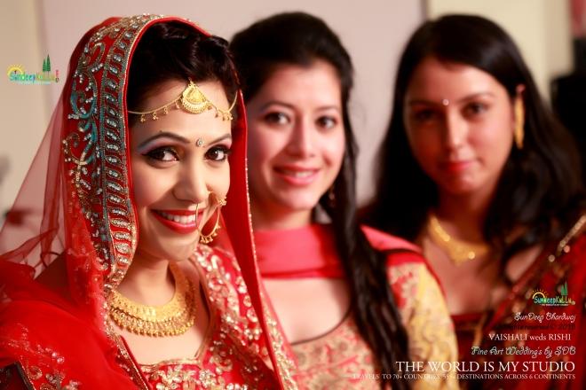 VAISHALI weds RISHI 10 Dr PK JAMWAL's Daughter 9252 AWJ