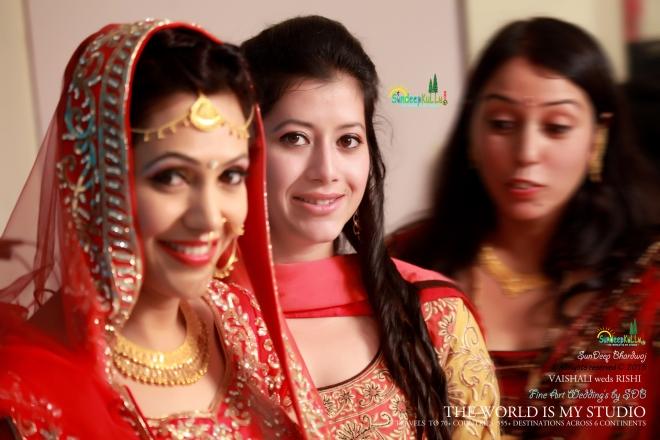 VAISHALI weds RISHI 11 Dr PK JAMWAL's Daughter 9253 AWJ
