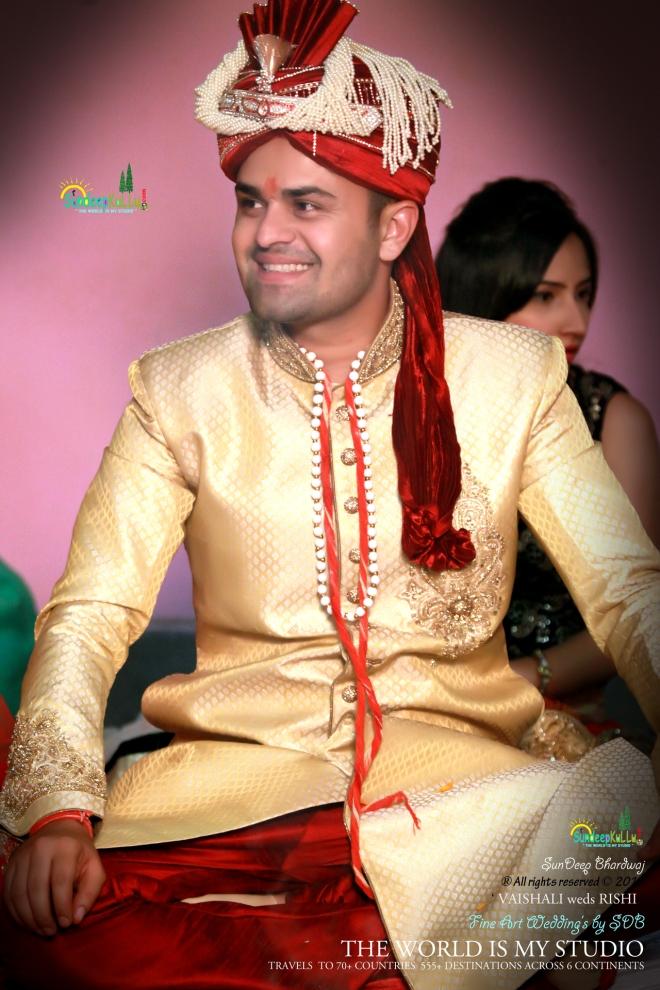 VAISHALI weds RISHI 11 Dr PK JAMWAL's Daughter 9327 AWJ