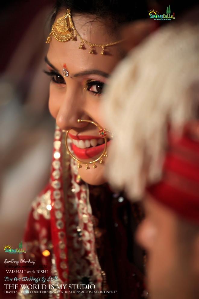 VAISHALI weds RISHI 11 Dr PK JAMWAL's Daughter 9369 AWJ