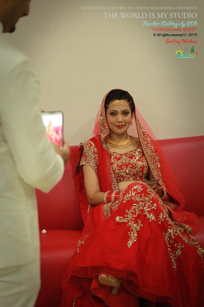 VAISHALI weds RISHI 2.1 Dr PK JAMWAL's Daughter 9177 AWJ