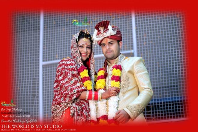 VAISHALI weds RISHI 23 Dr PK JAMWAL's Daughter 9437 a AWJ