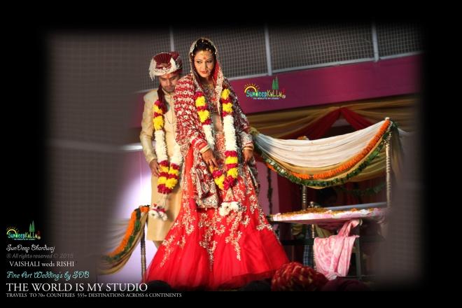 VAISHALI weds RISHI 24 Dr PK JAMWAL's Daughter 9463 a AWJ