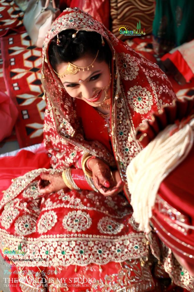 VAISHALI weds RISHI 25 Dr PK JAMWAL's Daughter 9400 a AWJ