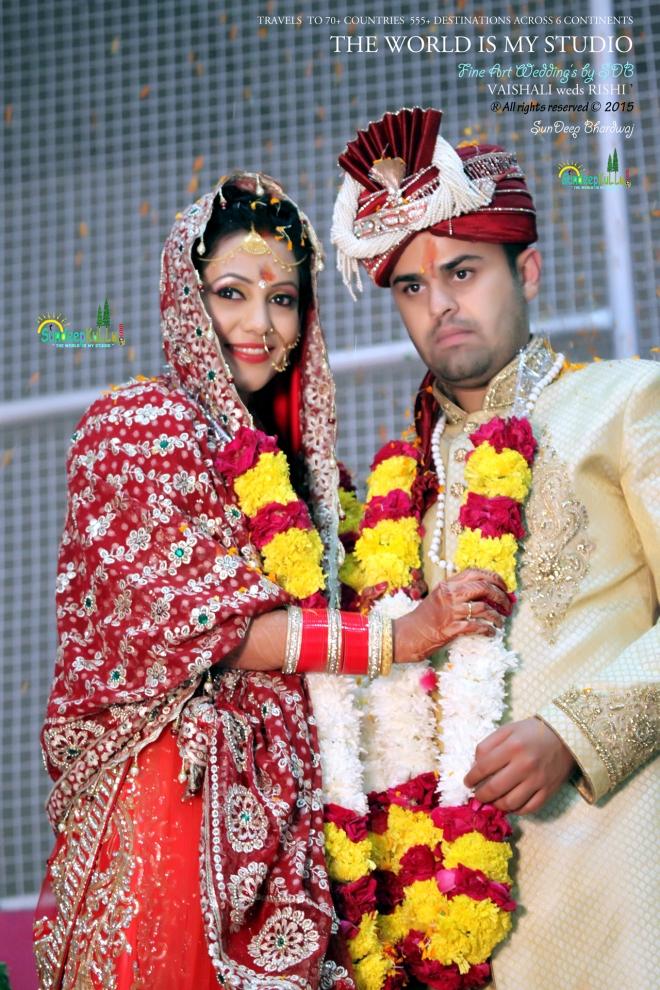 VAISHALI weds RISHI 25 Dr PK JAMWAL's Daughter 9436 a AWJ