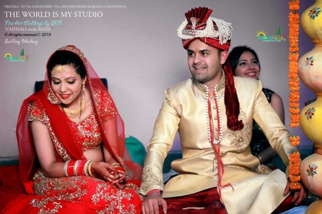 VAISHALI weds RISHI 27 Dr PK JAMWAL's Daughter 9324 AWJ