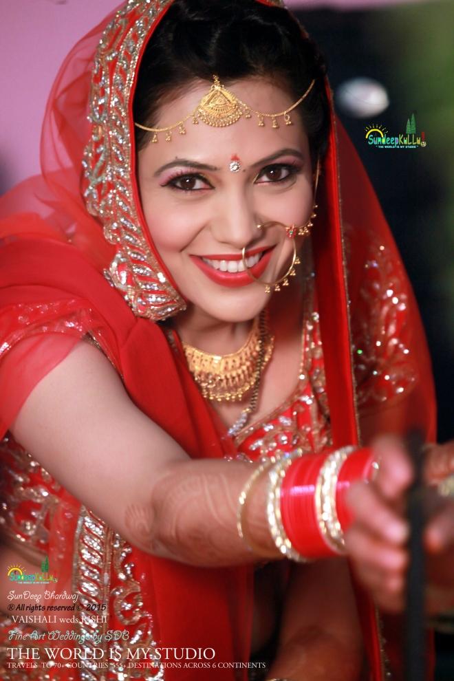 VAISHALI weds RISHI 29 Dr PK JAMWAL's Daughter 9319 AWJ