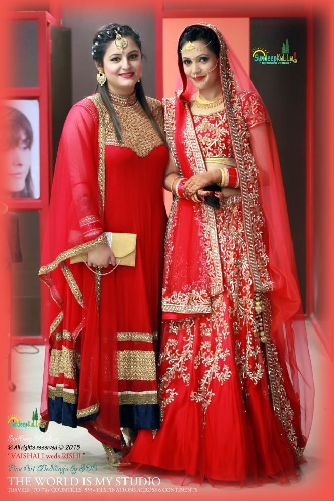 VAISHALI weds RISHI 30 Dr PK JAMWAL's Daughter 9191 AWJ