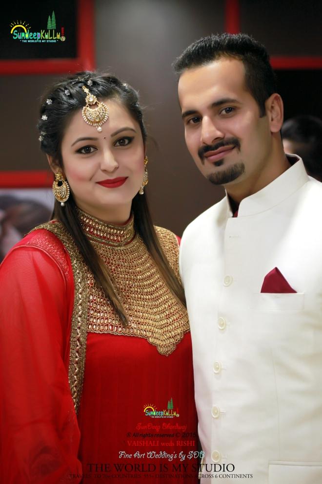 VAISHALI weds RISHI 4 Dr PK JAMWAL's Daughter 9181 AWJ