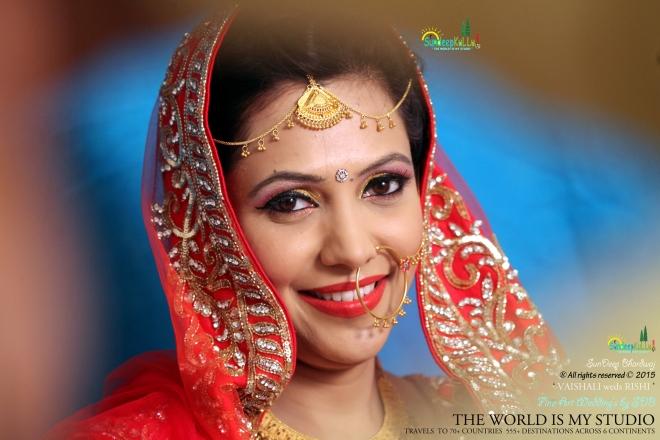VAISHALI weds RISHI 9 Dr PK JAMWAL's Daughter 9242 AWJ